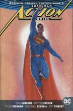 Superman Action Comics Rebirth Deluxe Hc Book 2 Reps #967-984 New/Sealed