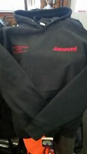 jonsered husqvarna chain saw heavy weight hoodie size small / from dealer