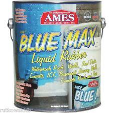 Ames 1-Gallon Blue Max Liquid Rubber Membrane Waterproofing Coating