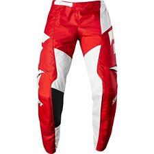 Pantalone Moto Cross Shift Whit3 Ninety Seven Pant Rosso Non applicabile 30