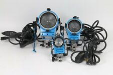 Arri Light Kit of 3 With Stands and Case 150, 350 Plus, & 650