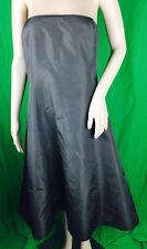 NWT J CREW Strapless Sadie Espresso Brown Bridesmaids Cocktail Dress Sz 14P $295
