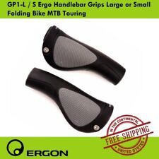 Ergon GP1-L / S Ergo Handlebar Grips Large or Small Folding Bike MTB Touring