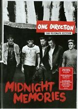 One Direction - Midnight Memories (Deluxe Edition) (Cd+Dvd) SONY MUSIC