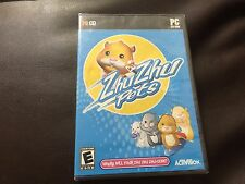 ZhuZhu Pets (PC, 2010)BRAND NEW FACTORY SEAL