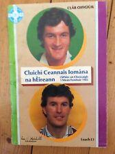 Gaa All Ireland Hurling final 1985 Offaly v Galway, Cork v Wexford