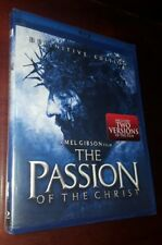 *New & Sealed* The Passion Of The Christ - Defìnitive Edition BLU RAY 2-disc set
