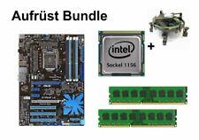 Aufrüst Bundle - ASUS P7P55D LE + Intel Core i7-875K + 8GB RAM #133837