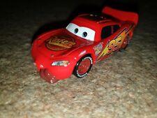 Disney Pixar Cars Movie Die Cast Lightning McQueen Tongue McQueen