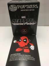 Deadpool - Marvel Mr. Potato Head Figure PopTaters - Loot Crate DX Exclusive