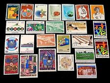 United Nations Vienna,2nd 3 years 1982 -1984 MNH (24 stamps)