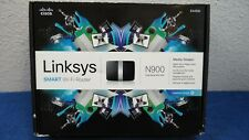 Cisco Linksys EA4500 450 Mbps 4-Port Gigabit Wireless N900 Dual Band WiFi Router