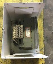 BLOCK SFB-N 400/61 520V 15HZ CLASS 180 TRANSFORMER W/ENCLOSURE