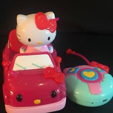 Jada Toys Hello Kitty RC Remote Controlled Car Works! Batteries Included B