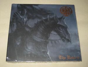 Haimad - The Return CD marduk immortal mgła forteresse watain satyricon vargrav