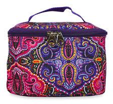 Wholesale Makeup Bags Cosmetic Lot Bulk Make Up Dozen 12 pieces Paisley