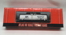 HO Scale Atlas ACF Georgia Kaolin Tank Car - ACFX