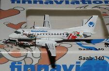 JC WINGS 1/400 FINNAVIATION Saab 340 OH-FAH