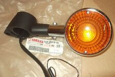Yamaha XVS125 XVS250 Dragstar Genuino nos L/H Frontal Flasher - # 5JX-83310-01