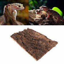 Champagne Cork Bark Reptile Breeding Box Pet Spider Climbing Hiding Supplies Hot
