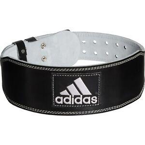 Adidas Weightlifting Belt Leather 2XL XXL