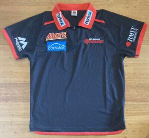 Melbourne Renegades Player Issue Polo Shirt Top KFC BBL Cricket 20 Twenty - L