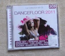 "CD AUDIO MUSIQUE/ VARIOUS ""DANCEFLOOR 2011"" 36T 2XCD COMPILATION 2011 NEUF"