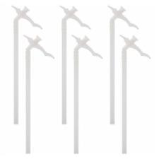 More details for fix & fill spare expanding foam everbuild nozzle standard straw nozzles