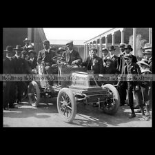 #pha.031131 photo of dion button racing car 1905 car auto