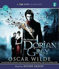 The Picture of Dorian Gray by Oscar Wilde (CD-Audio, abridged, 2009)