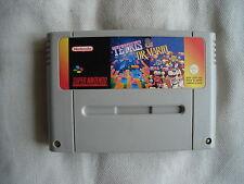 TETRIS & Dr Mario : 2 Classiques sur Super Nintendo !!!!