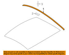 FORD OEM 05-14 Mustang-Roof Molding Trim Right 5R3Z6351728AAA