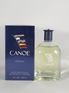 Canoe Original Cologne by Dana, 120 Ml 4.Oz Eau de Toilette Splash for Men New