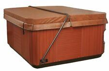 Hot Tub Cover Winter Spa Protect Swim Leaves Dirt Jacuzzi Bath Wave Pool Tubs