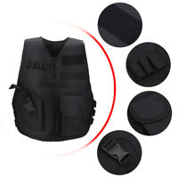 Breathable Children Kids Vest Protective Waistcoat for Outdoor Hunting Games