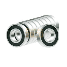 10x R20-2RS Ball Bearing 1-1/4 X 2-1/4 X 1/2 Rubber Sealed Premium RS 2RS