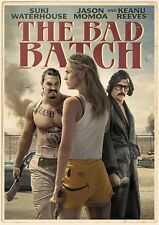Bad Batch INCREDIBLY RESILIENT HEROINE USED VERY GOOD DVD