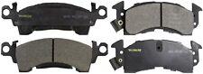 Frt Severe Duty Brake Pads HDX52 Monroe