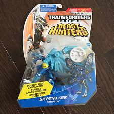 Transformers Prime Beast Hunters Skystalker Predacon New!