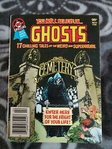 DC Special Blue Ribbon Digest #6 Ghosts, F/VF 7.0 1980