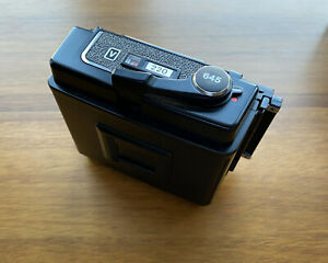 Mamiya RB67 Pro SD 645 Back