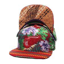 Detroit Red Wings Zephyr Dream Lanikai Cap Hat Flat Bill Snapback