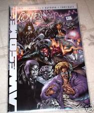 THE COVEN #1 AWESOME COMICS VARIANT