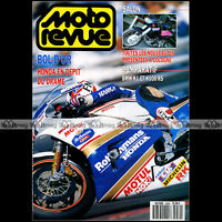 MOTO REVUE N°2959 HONDA CR 125 250 500 BMW K100 RS & K1 BOL D'OR SALON KÖLN '90
