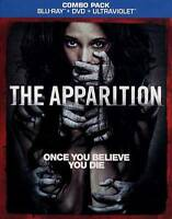 The Apparition (Blu-ray/DVD, 2012, 2-Disc Set)