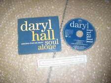 CD Pop Daryl Hall - Soul Alone (4 Song) Promo MCD HORIZON