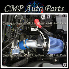 FIT:  2009-2012 MAZDA 6 2.5 2.5L DOHC L4 AIR INTAKE KIT INDUCTION SYSTEMS BLUE