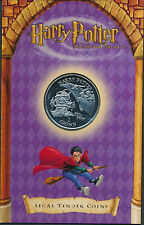 Coinset / Muntset Isle of Man 1 Crown 2002 Harry Potter UNC ( model 1)