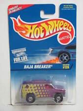 HOT WHEELS 1997 BAJA BREAKER #128 PURPLE