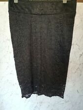 💕 lace Next Maternity Skirt Size 8